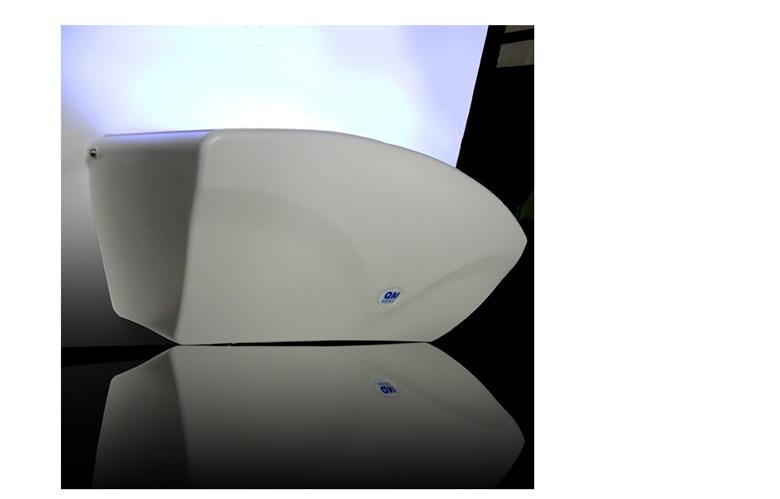 res-02 黏贴式灭蚊灯(2支紫外线光管) 有效面积1000呎 (hk$ 3000/部)